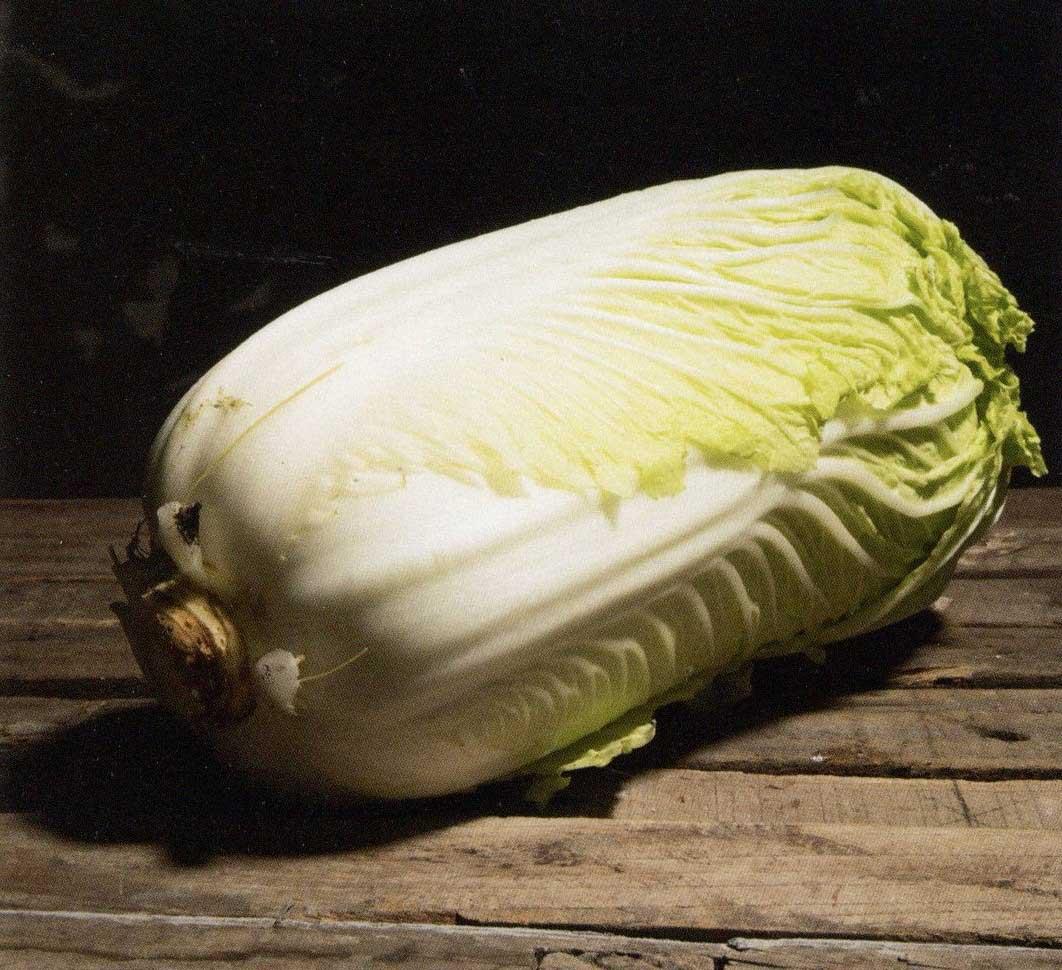 素描静物:全面解读大白菜素描详细教程图解